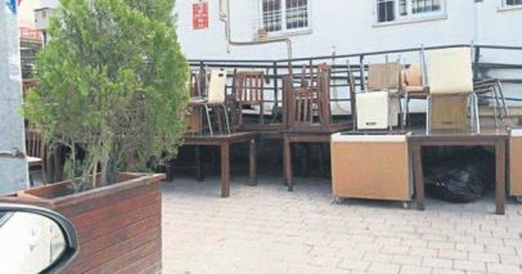 Melih ABİ: Ambulans park yerini bile işgal etmişler