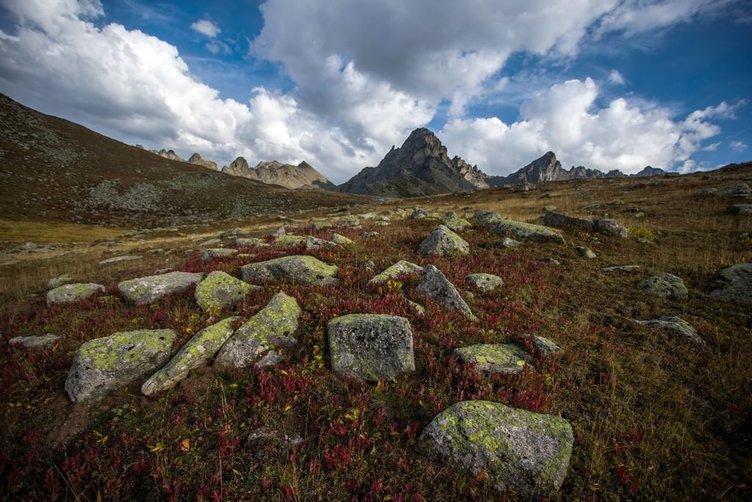 Kaçkar Dağları'na sonbahar ilgisi