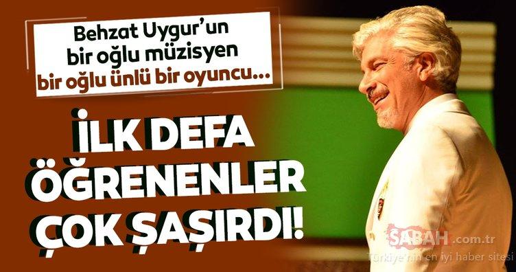 Kırmızı Oda'nın Hakan'ı Behzat Uygur'un oğlu çıktı! Meğer Behzat Uygur'un bir oğlu müzisyen bir oğlu ünlü bir oyuncuymuş...