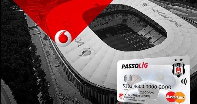 Vodafone'dan KaraKartallılara Passolig yüzde 50 indirimli