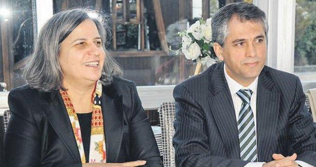 Diyarbakır Belediye Başkanı Kışanak ve DBP'li Anlı tutuklandı