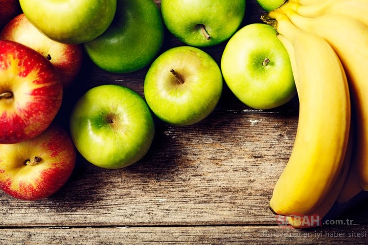 Elma mı yoksa muz mu? Elmayı tercih edenler yandı!