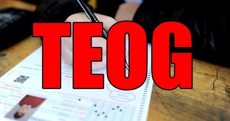 Ve açıklandı! TEOG tercihleri bugün resmen başladı