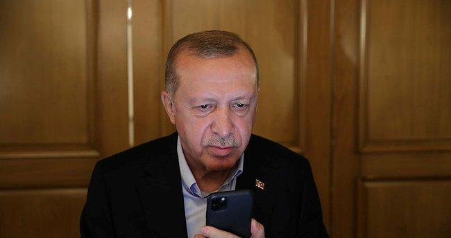 Başkan Erdoğan'dan KKTC Cumhurbaşkanı seçilen Ersin Tatar'a tebrik telefonu - - Son Dakika Haberler