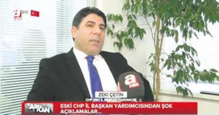 FETÖ tepkisi nedeniyle CHP'den ihraç edildi