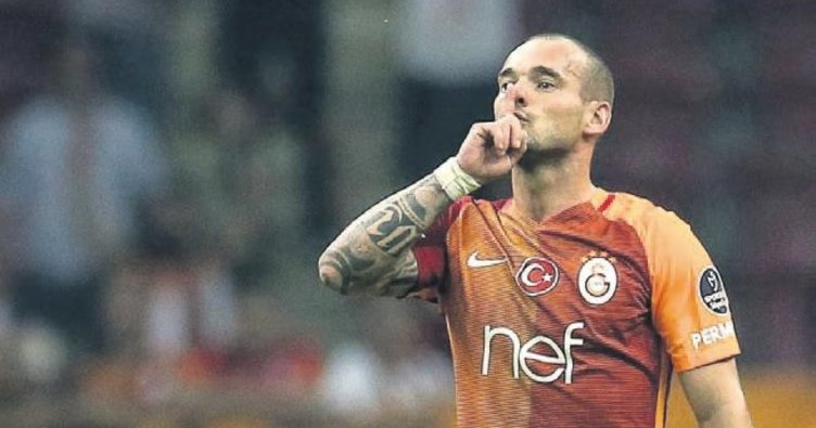 Günün sorusu: Sneijder yarın gelecek mi?