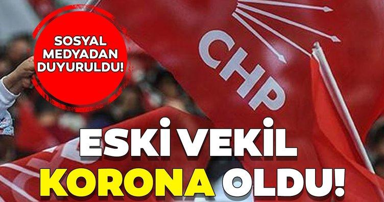 Son dakika! CHP'li eski vekil Kadir Gökmen Öğüt'ün corona virüsü testi pozitif çıktı! CHP'li Özgür Özel sosyal medyadan duyurdu...