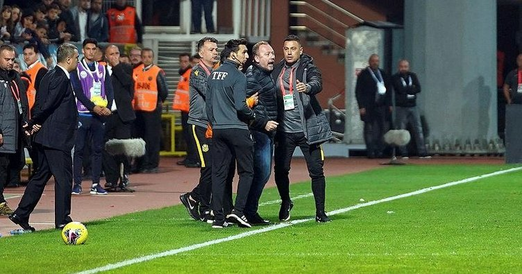 Son dakika haberi: PFDK'dan Sergen Yalçın, Ahmet Ağaoğlu ve Ali Koç'a ceza