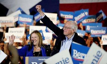 Sosyalist Sanders Nevada'yı aldı