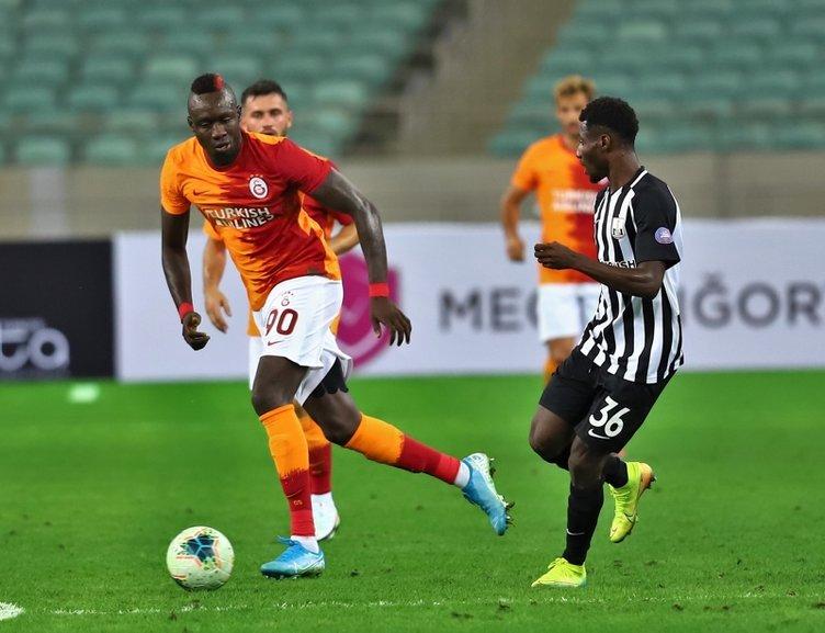 Transferde son dakika: Galatasaray'da Diagne'ye Süper Lig'den dev talip!