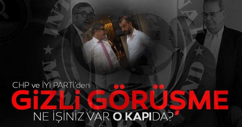 CHP ve İYİ Parti yöneticileri, gizlice IMF yetkilileriyle buluştu!