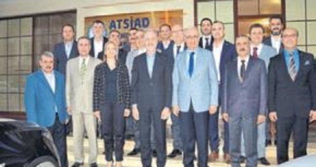 Bulgurcu: İTSO kentin ekonomisine yön veriyor