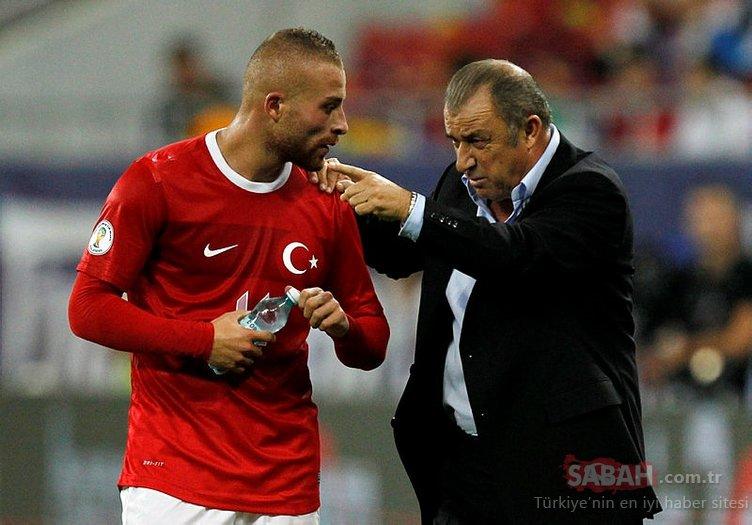 Gökhan Töre'den Galatasaray'a mesaj