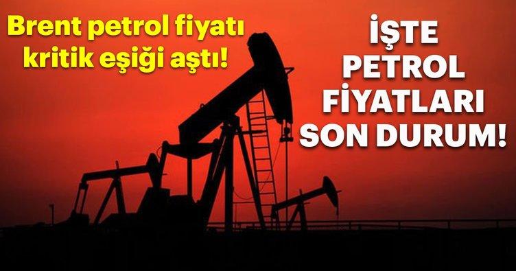 Brent petrolün varili 60,80 dolara yükseldi! İşte güncel petrol fiyatları!