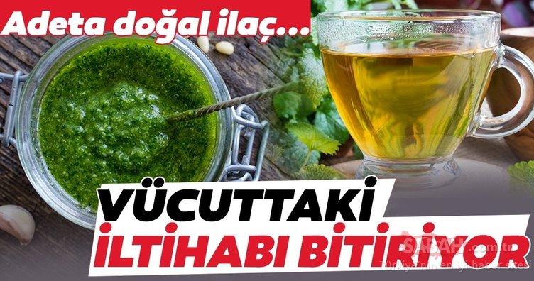 Adeta doğal ilaç! Bu gıda vücutta iltihap bırakmıyor!