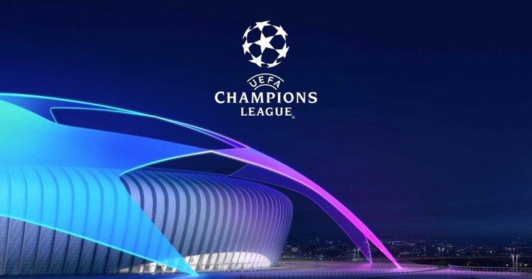 UEFA Şampiyonlar Ligi'nde günün toplu sonuçları