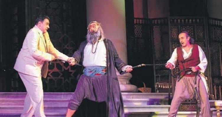 Opera festivali 'Saraydan Kız Kaçırma' ile kapandı