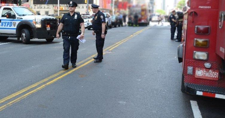 ABD'de şüpheli paket alarmı: 10 kişi hastanelik oldu!