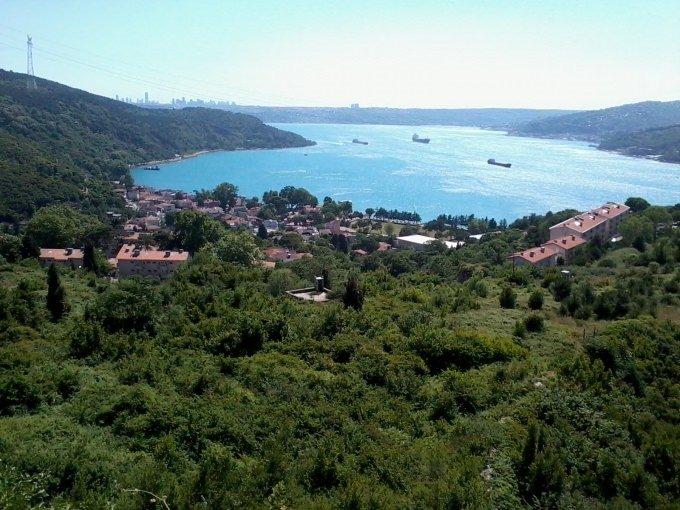 İstanbul'a yakın cennet köşeler