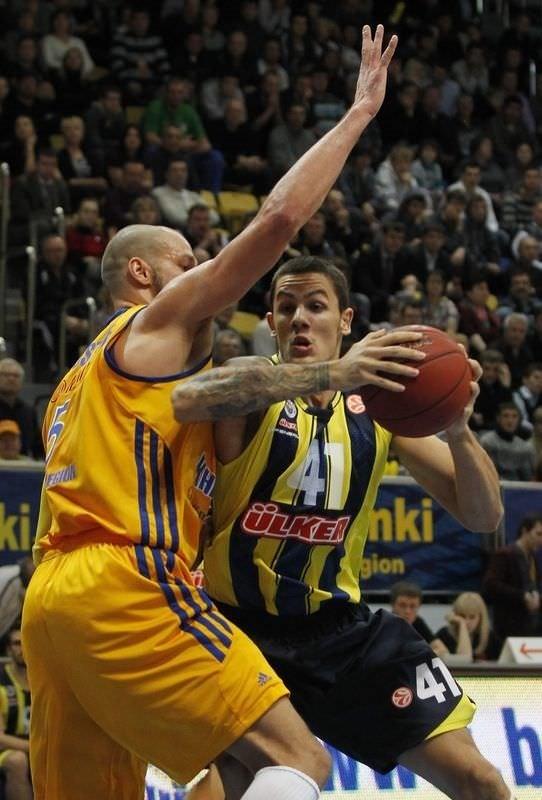 Khimki - Fenerbahçe Ülker