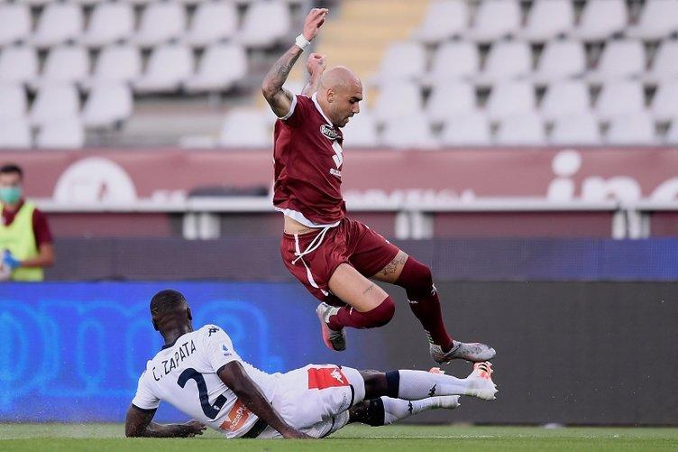 Son dakika: Galatasaray forvet transferinde sona geldi! Torino'dan Simone Zaza...