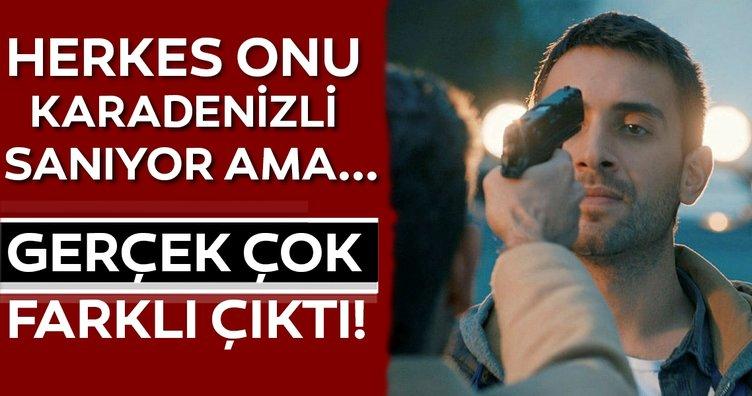 Sen Anlat Karadeniz'in yıldızı Ulaş Tuna Astepe'yi herkes Karadenizli sanıyor ama...