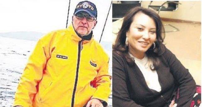 Kayıp kadın kaptanı sevgilisi öldürmüş