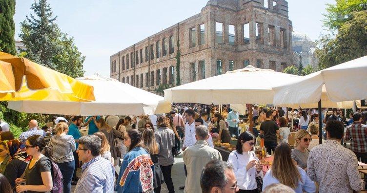 İstanbul'da lezzet festivali