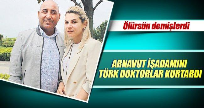 Türkiye'de kurtuldu