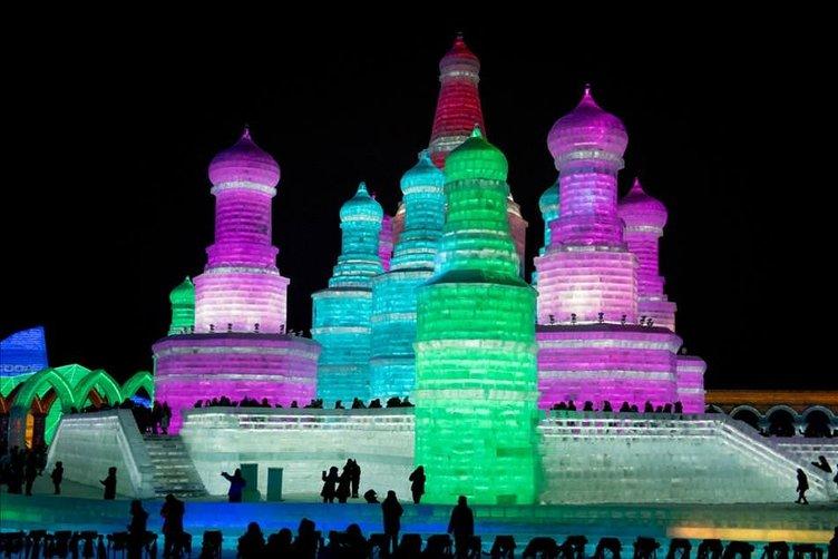 Harbin Buz Festivali