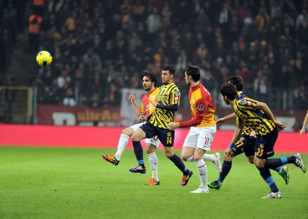 Galatasaray - Ankaragücü