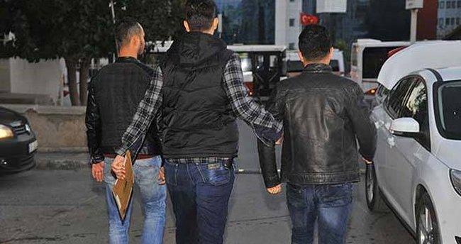 5 ilde FETÖ operasyonu: 75 gözaltı