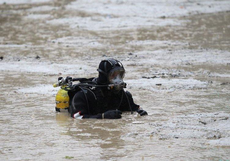 Ankara'da yağmur felaketi