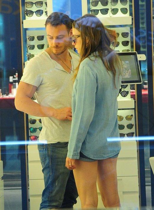 Serenay Sarıkaya'nın reklam filmine aşk engeli