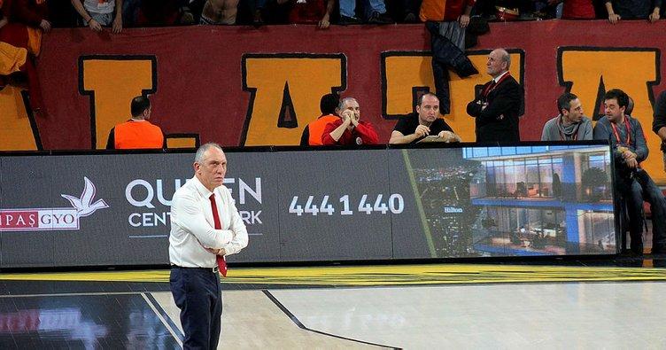 Galatasaray'da Erman Kunter dönemi sona erdi