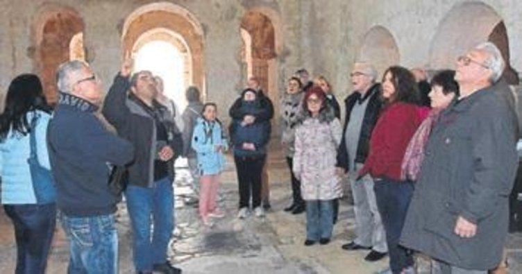 Kültür turizmine Demre'den katkı