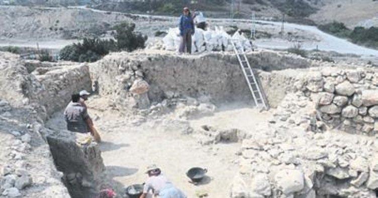 Sirkeli Höyüğü'nde yeni yerleşim alanı bulundu