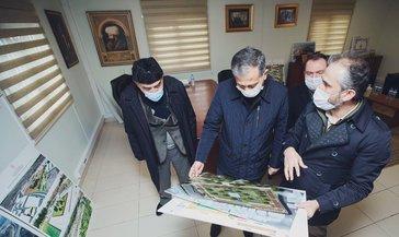 Vali Ali Yerlikaya Rami Kışlasını ziyaret etti