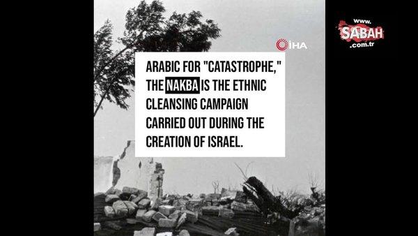 Bella Hadid, ABD'deki Filistin'e destek protestosuna katıldı | Video
