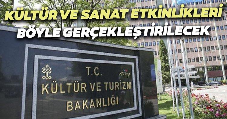 Kültür ve Turizm Bakanlığı'ndan tiyatro ve opera atağı
