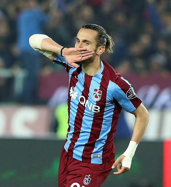 Trabzonspor'da Yusuf Yazıcı demek galibiyet demek