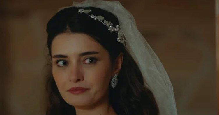 Sefirin Kızı oyuncuları Tülin Yazkan ile Engin...