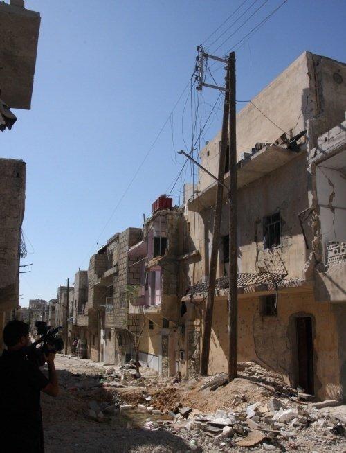 Suriye'den en sıcak kareler