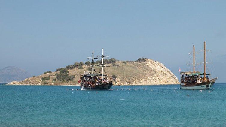 Denizle doğanın buluştuğu yarımada: Tisan