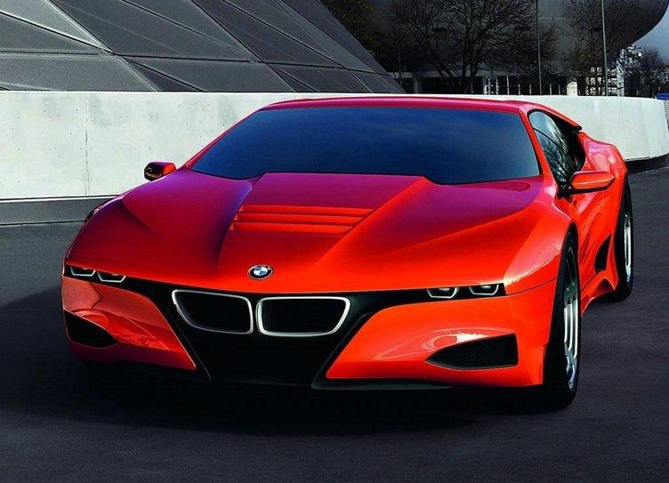2017 BMW M8 Concept