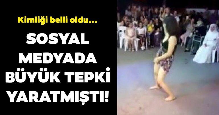 Son dakika haberi: Türkiye'nin konuştuğu sünnet düğünü ile ilgili flaş gelişme! Dans eden kadının kimliği belli oldu