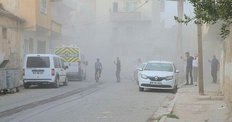 Son Dakika: Terör örgütü YPG/PKK yine sivilleri hedef aldı!