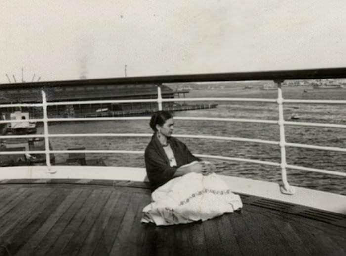 Frida Kahlo'nun Hayatından Neredeyse Hiç Görülmemiş Kareler