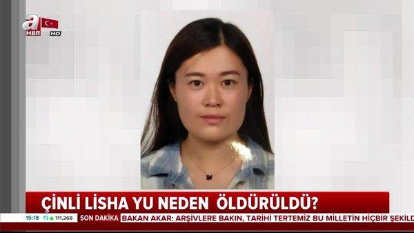 Çinli Lisha'yu neden öldürüldü? Şüphelilerin yeni görüntüleri ortaya çıktı