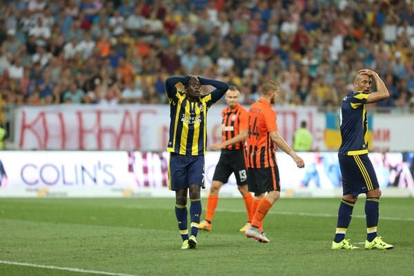 Avrupa'da Shakhtar-Fenerbahçe maçı yankıları